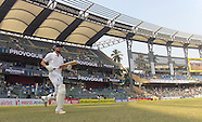 Cricket - India v England 2nd Test Day 4 Mumbai