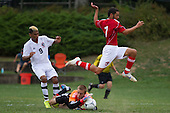 Pitman High School Boys Soccer vs Penns Grove - Sep. 26, 2012