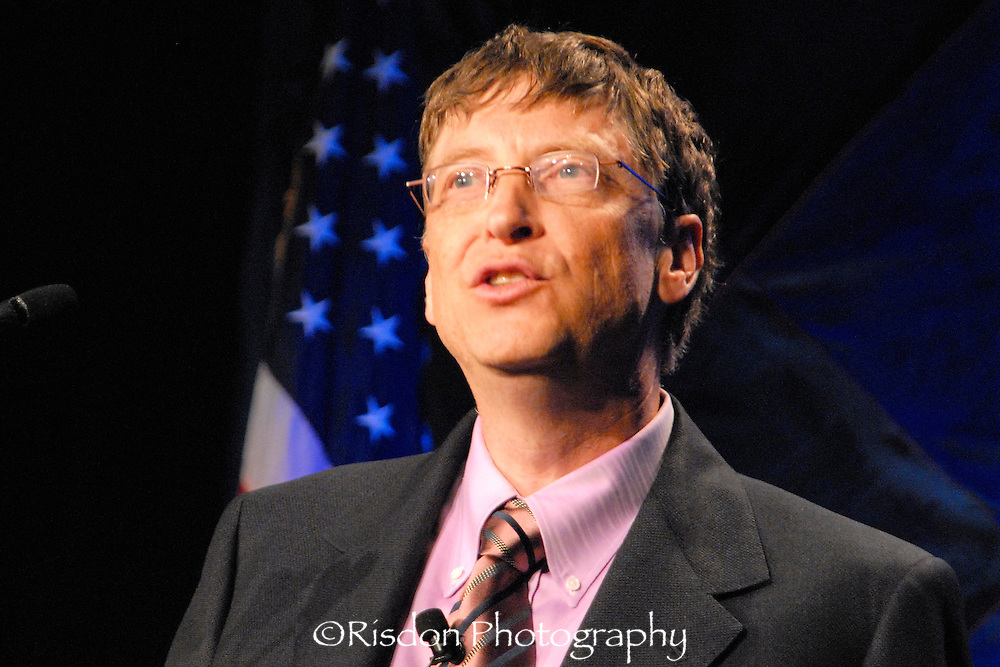 Bill Gates for Consumer Electronics Association