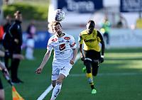 Fotball, NM 2.runde ,  <br /> 24.05.17<br /> Nammo Stadion<br /> Raufoss v Sogndal  0-2<br /> Foto : Dagfinn Limoseth , Digitalsport<br /> <br /> Henrik Luggenes Furebotn , Sogndal
