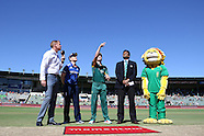 Cricket - South Africa v England 2nd ODI PE