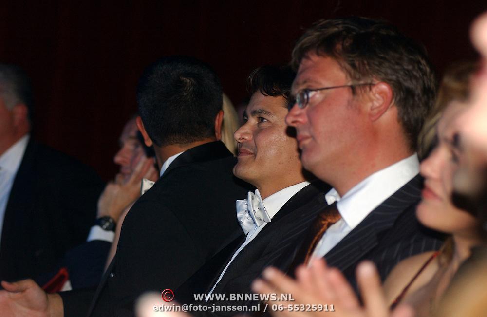 Verkiezing Miss Nederland 2003, Andre Chevalier