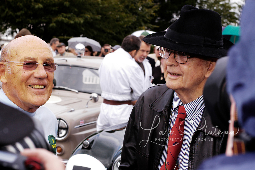 Drivers at Goodwood Revival