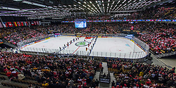 2018 World Ice Hockey Championship, Boxen, Herning, Danmark