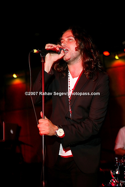 Constantine Maroulis' album release party on August 7, 2007 at Stereo.He was a Season Four American Idol contestant and is a current star of CBS? The Bold & The Beautiful,