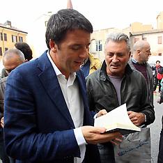 20121019 MATTEO RENZI IN VISITA A FERRARA