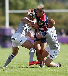 Sam Bedlow of Bristol Rugby - Mandatory by-line: Gary Day/JMP - 12/08/2017 - RUGBY - Clifton RFC - Bristol, England - Bristol Rugby v Bath Rugby - Pre-season friendly