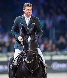Dubbeldam Jeroen, (NED), Carusso Ls La Silla<br /> Gold Cup<br /> Longines Masters Paris 2016<br /> © Hippo Foto - Cara Grimshaw