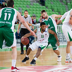 20170509: SLO, Basketball - Nova KBM Champions League 2016/17, Semifinals, KK Union Olimpija vs Krka