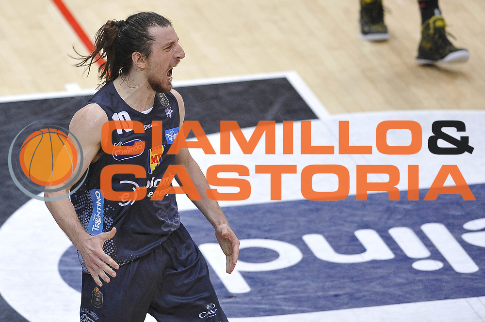 Toto Forray<br /> Dolomiti Energia Aquila Basket Trento - Umana Reyer Venezia<br /> Playoff Gara 3<br /> Lega Basket 2016/2017<br /> Trento 14/06/2017<br /> Foto Ciamillo-Castoria