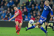 Cardiff City v Middlesbrough - Championship - 20/10/2015