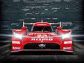 Nissan LMP1 US Testing