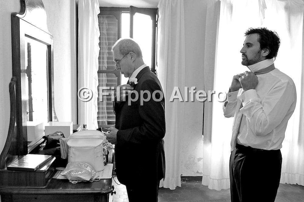 &copy; Filippo Alfero<br /> Titti e Andrea