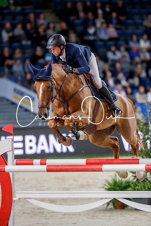 Fuchs Martin, SUI, Tam Tam du Valon<br /> Stuttgart - German Masters 2019<br /> © Hippo Foto - Stefan Lafrentz<br /> 14/11/2019
