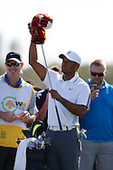Tiger Woods<br /> WM Phoenix Open 2015, TPC Scottsdale, Arizona, USA<br /> January 2015<br /> Picture Credit:  Mark Newcombe / www.visionsingolf.com