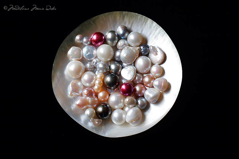 Photoart &quot;Mother of Pearl Series&quot;<br /> <br /> Limited Edition of 79
