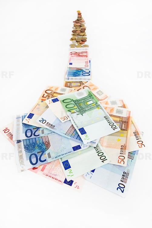 Nederland Barendrecht 29 maart 2009 20090329 Foto: David Rozing ..bankbiljetten, valuta, betaalmiddel, geldstroom, geldstromen, kosten,papiergeld,biljet,biljetten,bankbiljet,bankbiljetten,eurobiljet,eurobiljetten, betaalmiddelen,recessie, kredietcrisis, economie,.money , euro stockbeeld, stockfoto, stock, studio opname, illustratie.Foto: David Rozing/