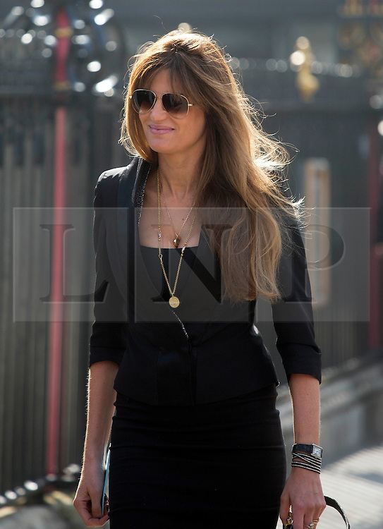 David Frost Memorial Service at Westminster Abbey<br /> Jemima Khan<br /> <br /> <br /> <br /> <br /> Pic by Gavin Rodgers/Pixel 8000 Ltd &copy; Licensed to London News Pictures. Photo credit: Gavin Rogers/LNP