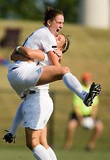 20070923 - #4 Virginia v #24 William and Mary (NCAA Women's Soccer)