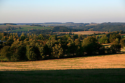 CZECH REPUBLIC VYSOCINA 16OCT11 - Landscape near Trpin, Vysocina, Czech Republic...jre/Photo by Jiri Rezac..© Jiri Rezac 2011