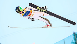 13.02.2016, Vikersundbakken, Vikkersund, NOR, FIS Weltcup Ski Sprung, Vikersund, Skifliegen, im Bild Peter Prevc (SLO) // Peter Prevc of Slovenia during the Vikersund Ski Flying of FIS Ski Jumping Worldcup Cup at the Vikersundbakken in Vikkersund, Norway on 2016/02/13. EXPA Pictures © 2016, PhotoCredit: EXPA/ Tadeusz Mieczynski