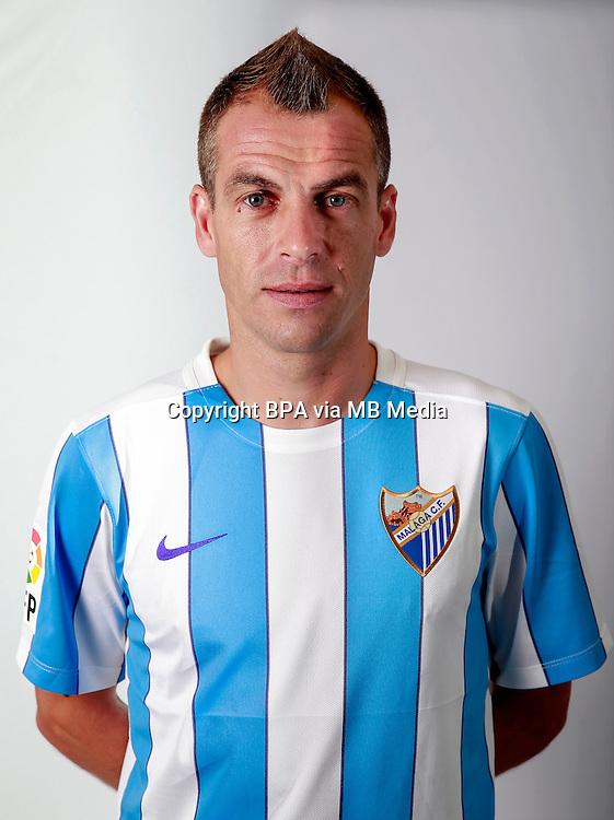 Spain - Liga BBVA 2015-2016 / <br /> ( Malaga C.F. ) - <br /> Sergio Paulo Barbosa Valente
