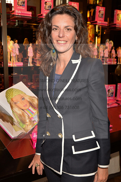 Princess Eleonora of Yugoslavia at The Art of @barbiestyle Book Launch held at Maison Assouline, Piccadilly, London on 15 June 2017.Photo by Dominic O'Neill/SilverHub 0203 174 1069/ 07711972644 - Editors@silverhubmedia.com