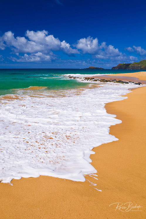 Secret Beach (Kauapea Beach), Island of Kauai, Hawaii