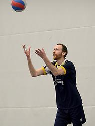 08-03-2014 NED: Gemini S - Inter Rijswijk, Hilversum<br /> In de Topdivisie doet Rijswijk goede zaken door Gemini met 3-0 te verslaan / Roel Dijkhuizen
