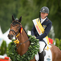 CCI4* - Prize Giving - Luhmühlen 2016