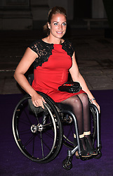 Lucy Shuker attends the 2015  Wimbledon Champions Dinner at The Guildhall, Gresham Street, London on Sunday 12 July 2015