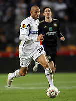 Fotball<br /> Østerrike<br /> Foto: Gepa/Digitalsport<br /> NORWAY ONLY<br /> <br /> 03.11.2011<br /> UEFA Europa League, Gruppenphase, RSC Anderlecht vs SK Sturm Graz<br /> <br /> Bild zeigt Patrick Wolf (Sturm)