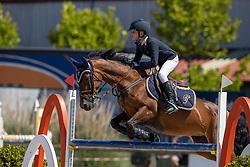 Anthonissen Pieter Jan, BEL, Quality van't Achterhof<br /> Belgisch Kampioenschap Jeugd Azelhof - Lier 2020<br /> <br /> © Hippo Foto - Dirk Caremans<br /> 30/07/2020
