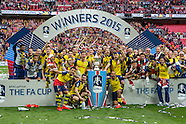 Arsenal v Aston Villa - FA CUP FINAL - 30/05/2015