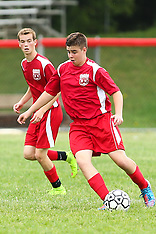 May 31, 2015: Pompton Lakes Soccer at Wanaque