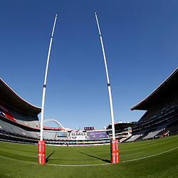 DURBAN, SOUTH AFRICA - JUNE 30: General views during the Super Rugby match between Cell C Sharks and Emirates Lions and at Jonsson Kings Park Stadium on June 30, 2018 in Johannesburg, South Africa. (Photo by Steve Haag/Gallo Images)
