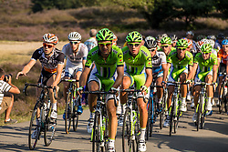 Rheden, The Netherlands - Dutch Food Valley Classic (UCI 1.1) - 23th August 2013 - Cannondale in pursuit of the leaders