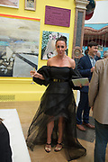LISA CARRODUS, Royal Academy Summer Exhibition party. Burlington House. Piccadilly. London. 6 June 2018