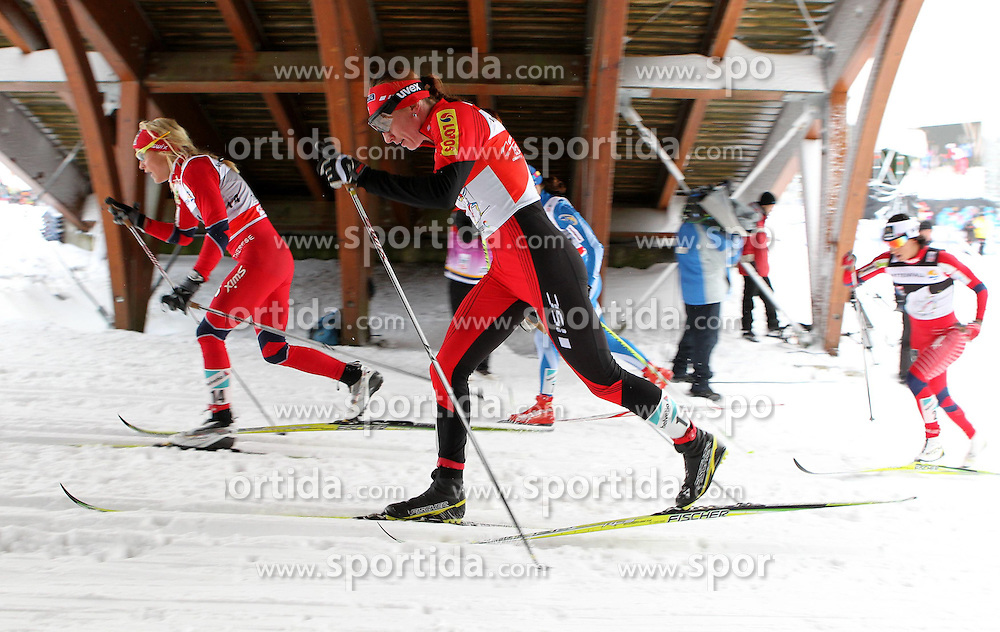 31.12.2011, DKB-Ski-ARENA, Oberhof, GER, Viessmann Tour de Ski 2011, FIS Langlauf Weltcup, Verfolgung Damen, im Bild Justyna Kowalczyk (POL) // during pursuit Women of Viessmann Tour de Ski 2011 FIS World Cup Cross Country at DKB-SKI-Arena Oberhof, Germany on 2011/12/31. EXPA Pictures © 2011, PhotoCredit: EXPA/ nph/ Hessland..***** ATTENTION - OUT OF GER, CRO *****