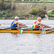 Masters regatta at Lake Karapiro, Cambridge. Saturday 27th April 2019.  © Copyright photo Steve McArthur / @rowingcelebration www.rowingcelebration.com