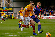 Motherwell 1st goal scorer Jake Hastie of Motherwell during the Ladbrokes Scottish Premiership match between Motherwell and Heart of Midlothian at Fir Park, Motherwell, Scotland on 17 February 2019.