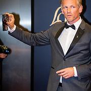 NLD/Utrecht/20160930 - inloop NFF 2016 L'OR Gouden Kalveren Gala, barry Atsma