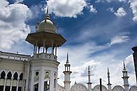 The Neo-moorish designed Old Kualar Lumpur.