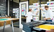 Simac Triangle Managed print services, bij bureau David.