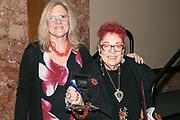 Susan King, WCA National Board President, 2016-18, and Gloria Orenstein