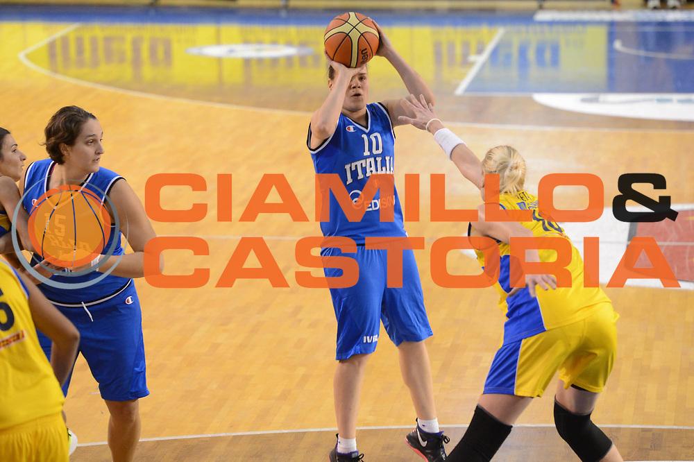 DESCRIZIONE : Parma Palaciti Nazionale Italia femminile Basket Parma<br /> GIOCATORE : Martina Crippa<br /> CATEGORIA : tiro<br /> SQUADRA : Italia femminile<br /> EVENTO : amichevole<br /> GARA : Italia femminile Basket Parma<br /> DATA : 13/11/2012<br /> SPORT : Pallacanestro <br /> AUTORE : Agenzia Ciamillo-Castoria/ GiulioCiamillo<br /> Galleria : Lega Basket A 2012-2013 <br /> Fotonotizia :  Parma Palaciti Nazionale Italia femminile Basket Parma<br /> Predefinita :