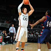 2009 Hurricanes Mens Basketball