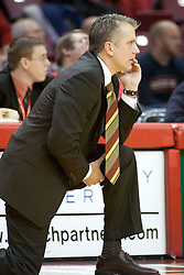 Tod Kowalczyk<br /> 03 December 2005: The Illinois State Redbirds shot a stunning 61% in the 2nd half as the University of Wisconsin Phoenix fell to the hosts  59-51during the late afternoon game at Redbird Arena in Normal IL