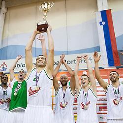 20131002: SLO, Basketball - Superpokal Portoroz 2013, KK Krka vs KK Union Olimpija