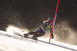 Lara Della Mea (ITA) during the Ladies' Slalom at 56th Golden Fox event at Audi FIS Ski World Cup 2019/20, on February 16, 2020 in Podkoren, Kranjska Gora, Slovenia. Photo by Matic Ritonja / Sportida